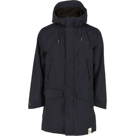 Tretorn M's From The Sea Rain Jacket Padded Hull Blue